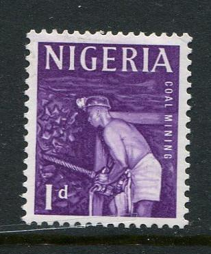 Nigeria #102 Mint - Penny Auction