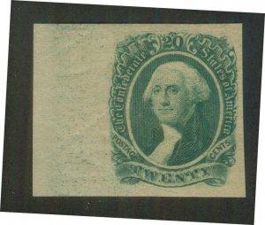 U.S. - Confederate States - 13 - JUMBO - Never Hinged