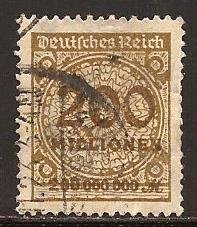 Germany  #  291  used