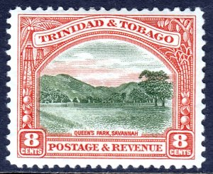 Trinidad and Tobago - Scott #38 - MH - SCV $4.50