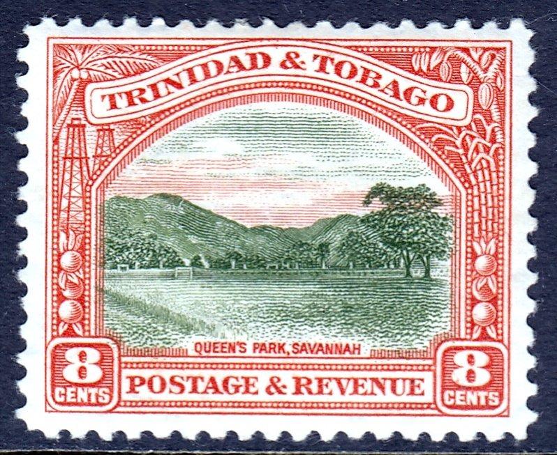 Trinidad and Tobago - Scott #38 - MH - SCV $4.50