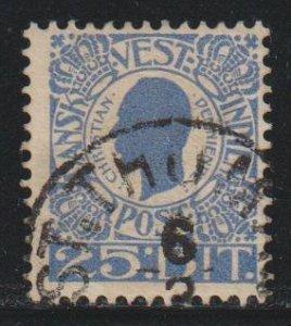 Danish West Indies SC 34  Used