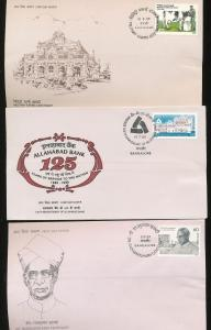 INDIA FDC Covers Mixture (Appx 20 Items) Ac1011