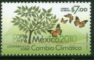 MEXICO 2721 U.N. Climate Change Conference, Cancun. MINT, NH. VF.