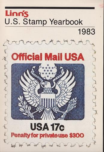 Linn's U.S. Stamp Yearbook for 1983