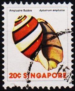 Singapore. 1977 20c S.G.293 Fine Used