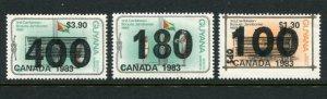 Guyana #650-2 MNH