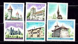 Romania 1931-36 MLH 1967 set