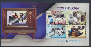 [I663] Australia 2012 Technology good sheet very fine MNH