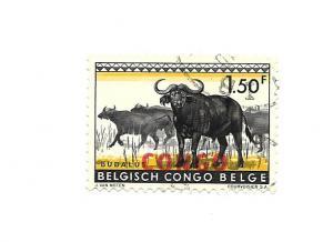 Congo Democratic Republic 1960 - Scott #346 *