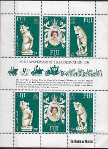 1978  Figi   SC# 384  MNH  Souvenir Sheet
