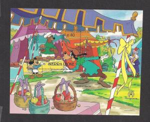 SIERRA LEONE SC# 808 VF MNH 1986