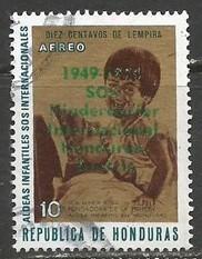 HONDURAS C546 VFU V769-5