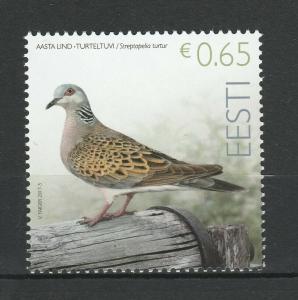 Estonia 2017 Birds MNH Stamp