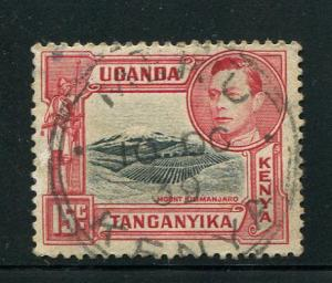 Kenya Uganda & Tanzania #72 used - Make Me A Reasonable Offer!