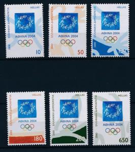 [43325] Greece 2000 Olympic games Athens MNH