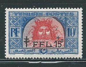 Tunisia B108 1949 Free French NH