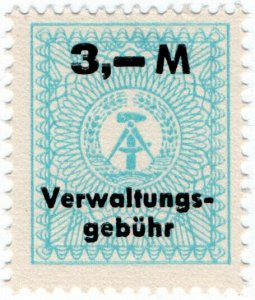 (I.B) East Germany Revenue : Administration Fee 3M