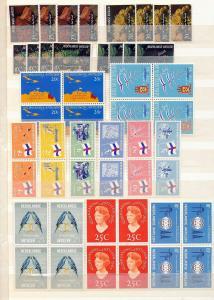 Netherlands Antillen Flags Sealife MNH (85+ Stamps)  (DD 620