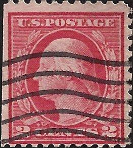 # 499 USED ROSE GEORGE WASHINGTON TYPE I