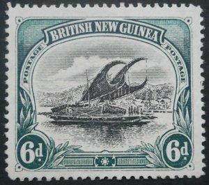British New Guinea/Papua 1901 Six Pence SG 14 mint