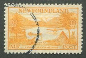 NEWFOUNDLAND C14 USED VF