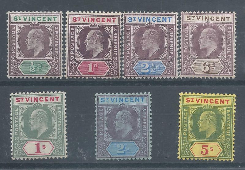 St. Vincent 82-8 H