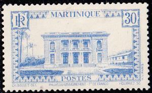 Martinique #143 MH