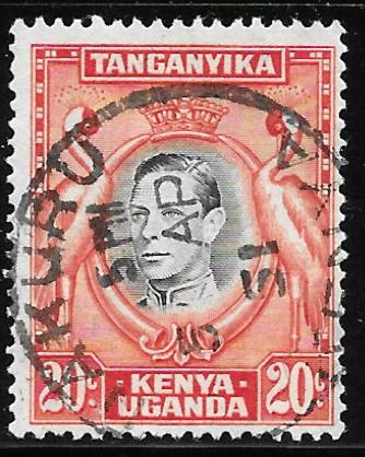 Tanganyika Used Unidentified