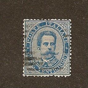 Italy  Scott 48 Used   Scott CV $8.00