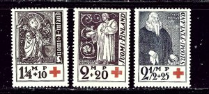 Finland B12-14 MLH 1933 complete set