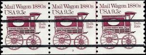 1903a Mint,OG,NH... PNC3... SCV $5.25... Precanceled