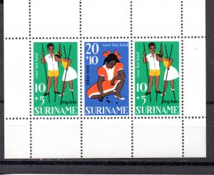 Surinam B139a MNH .