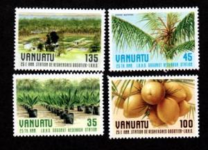 Vanuatu 438-441 Mint NH MNH!