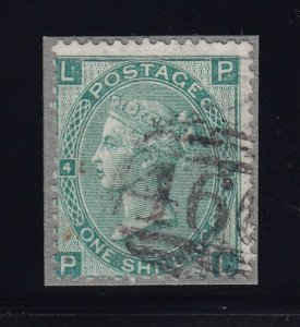 GB Scott # 48 F-VF used neat cancel ( SG # 101 ) nice color cv $ 225 ! see pic !