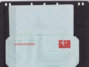 Australia 30c Aerogramme unused VGC