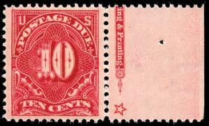 momen: US Stamps #J49 Postage Due MNH OG XF
