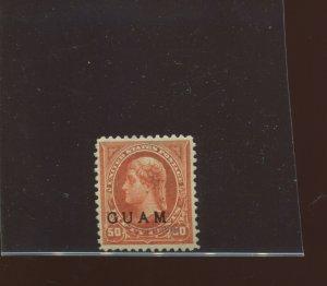 Guam Scott 11S Specimen Overprint Unused Stamp w/APS Cert (Stock 11-Spec1)