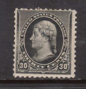 USA #228 Mint