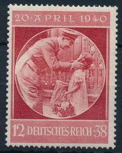 Germany stamp Hitler MNH 1940 Mi 744 WS235975