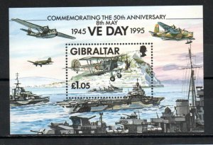 Gibraltar 683 MNH .