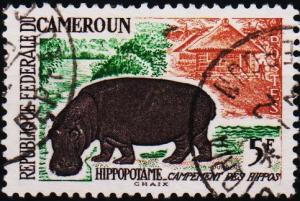 Cameroun. 1962 5f. S.G.315 Fine Used