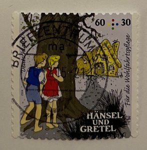 Germany B1088 Used Hansel and Gretel (SCV $2.50)