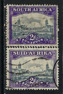 SOUTH AFRICA 55ab Z3182-2