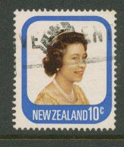 New Zealand  SG 1094ab VFU