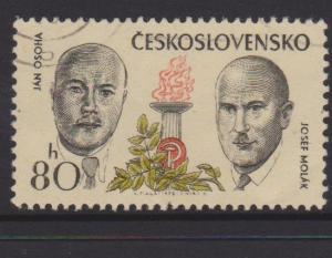 Czechoslovakia Sc#1871 Used