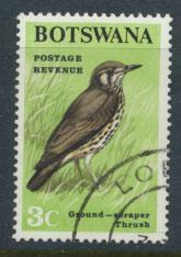 Botswana   SG 222 Used PO Cancel