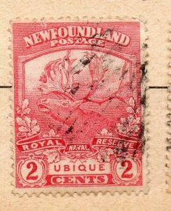 Newfoundland 1898-1901 Early Issue Fine Used 2c. NW-11946