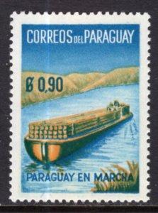 Paraguay 578 MNH VF