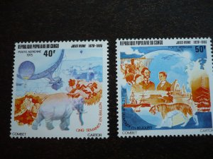 People's Republic Congo - Set - Airmail